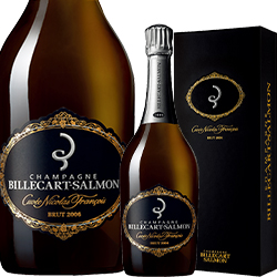 ワイン スパークリングワイン 泡 シャンパン 2006年 ビルカール・サルモン キュヴェ・ニコラ・フランソワ・ビルカール [ボックス付] / ビルカール・サルモン フランス シャンパーニュ 750ml