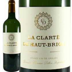 ワイン 白ワイン 2014年 ラ・クラルテ・ド・オー・ブリオン・ブラン / シャトー・オー・ブリオン フランス ボルドー グラーヴ 750ml