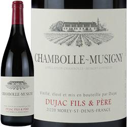 ワイン 赤ワイン 2017年 シャンボール・ミュジニー / ドメーヌ・デュジャック フランス ブルゴーニュ シャンボール・ミュジニー 750ml
