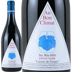 ワイン 赤ワイン 2005年 ピノ・ノワール ラーム・ド・グラップ / オー・ボン・クリマ アメリカ カリフォルニア 750ml