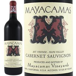 ワイン 赤ワイン 2015年 カベルネ・ソーヴィニヨン マウント・ヴィーダー ナパ・ヴァレー / マヤカマス・ヴィンヤーズ アメリカ カリフォルニア ナパ・ヴァレー 750ml