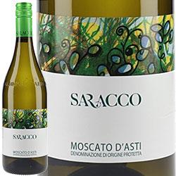 ワイン 甘口 白ワイン2020年 モスカート・ダスティ / サラッコ イタリア ピエモンテ 750ml