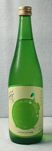 【送料無料・カンガルー便限定】福島の地酒「金寶 穏 純米吟醸酒」 720ml 12本セット