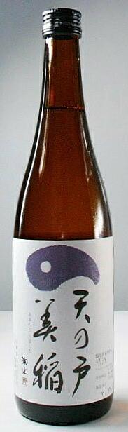 【秋田の地酒】「天の戸 美稲  特別純米酒」 720ml 12本セット【送料無料・カンガルー便限定】