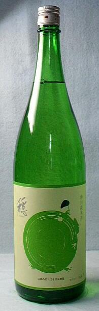 【福島の地酒】「金寶 穏 純米吟醸酒」1.8l 6本セット