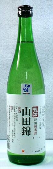 【送料無料・カンガルー便限定】「龍力 特別純米酒 山田錦」 720ml 12本セット