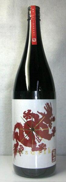【送料無料・カンガルー便限定】 「龍力 特別純米酒 特別限定ドラゴン」 1800ml 6本セット