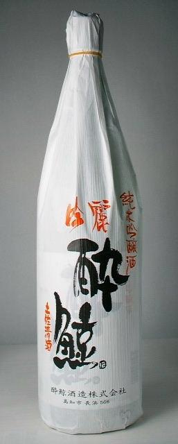 【土佐の地酒】「酔鯨 吟麗 純米吟醸酒」1.8l 6本セット