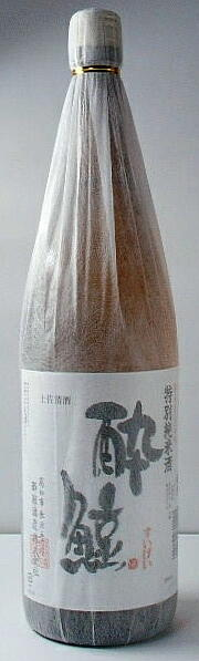 【土佐の地酒】「酔鯨 特別純米酒」1.8l 6本セット