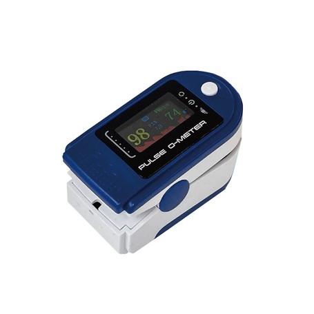 ※本製品はスポーツ用品・ウェルネス機器であり、医療機器ではありません。 パルスゼロメーター OMHC-CNPM001 心拍数と血中酸素飽和度をワンタッチ計測 定形外郵便(TKY)にて発送いたします。