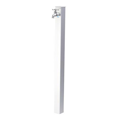 オンリーワン アルミ立水栓 Lite 蛇口セット GM3-ALSCF メタリックシルバー色
