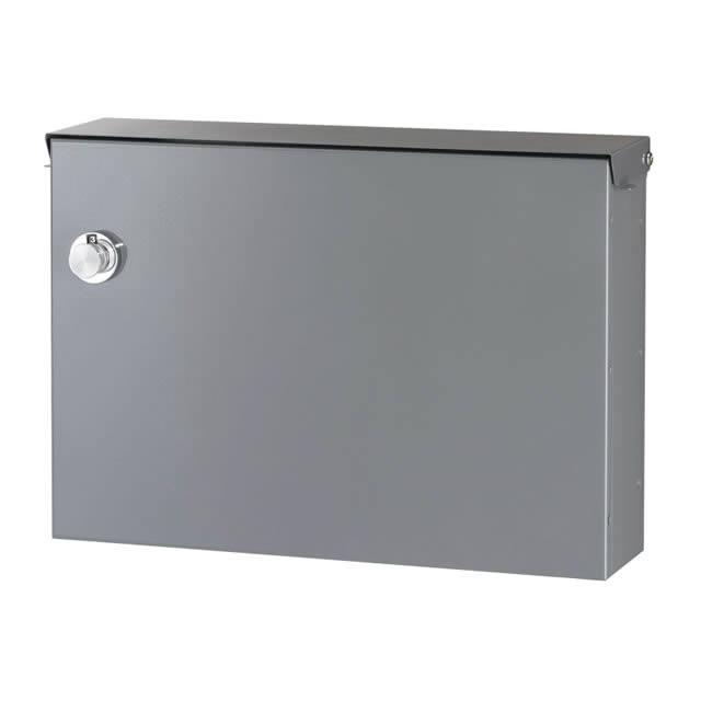 オンリーワン 郵便ポスト Locker ロッカー グレー色 左開き(右吊元) GM1-E30-115L ダイヤル錠付き