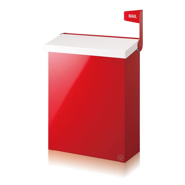コーワソニア 郵便ポスト Sign サイン Flag 上入れ上出し 可変式ロック付き