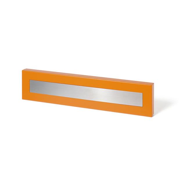 オンリーワン 郵便ポスト リブレ ファイン 1Bタイプ KS1-B188E オレンジ色 鍵付き