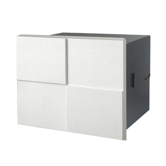 オンリーワン 郵便ポスト パーサス ネオ DECO デコ NA1-MPL07FW 埋め込みタイプ フロストホワイト色 鍵無し