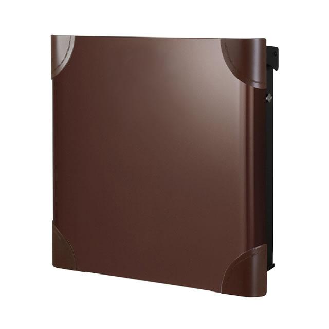 オンリーワン 郵便ポスト バリオ ネオ Borsa ボルサ type01-1 NA1-OTO11FB フォレストブラウン色 Tカムロック付き