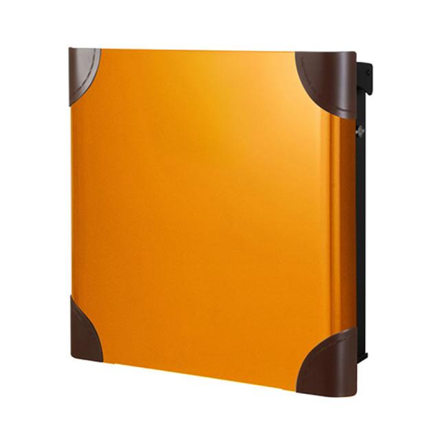 オンリーワン 郵便ポスト バリオ ネオ Borsa ボルサ type01-1 NA1-OTO11OR オレンジ色 Tカムロック付き