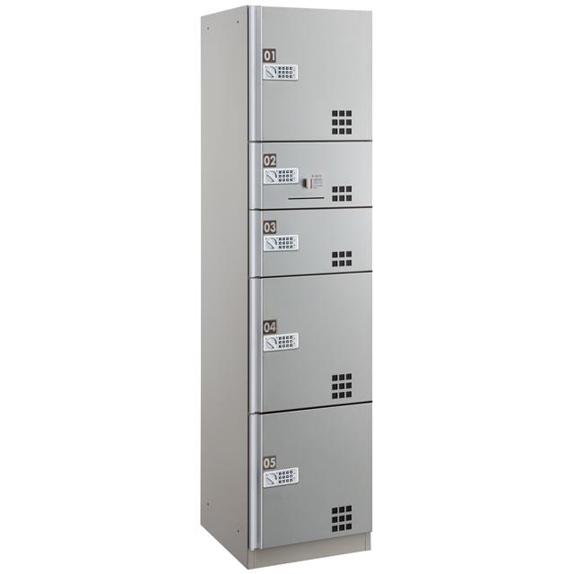 【即日発送】 ダイケン 宅配ボックスBD4型 プッシュボタン錠タイプ(可変式) ステンレス貼り扉 TBX-BD4SSN SSNユニット(捺印付), エスニックディージャイ 8b9a8fd5