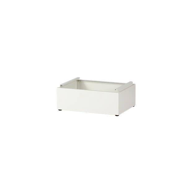 エスディエス 宅配キーパー セミラージタイプ用ベース アイボリーホワイト TKCB32-15IW