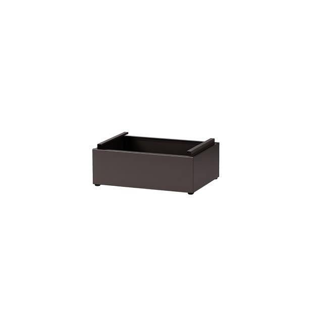 エスディエス 宅配キーパー セミラージタイプ用ベース ウォルナットブラウン TKCB32-15WB
