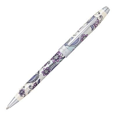 クロス ボタニカ パープル ボールペン AT0642-2 正規輸入品