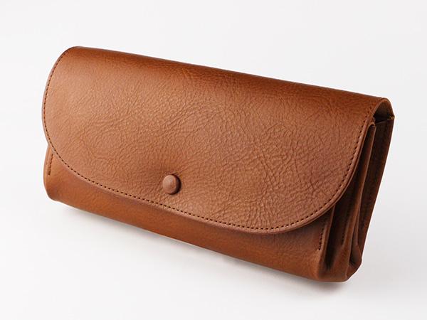 スリップオン AZ くるみボタン財布L IAZ-1502 -ENT1