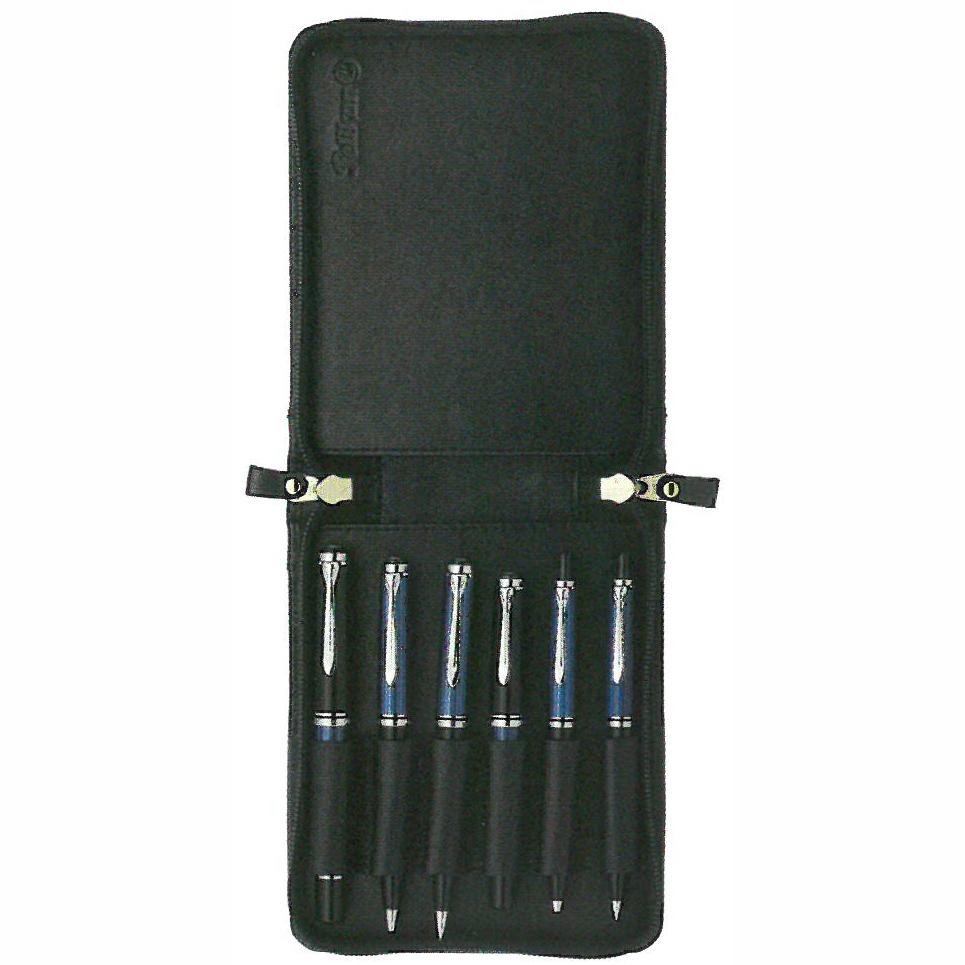 ペリカン レザーケース TGX-6 6本用 正規輸入品(15000)