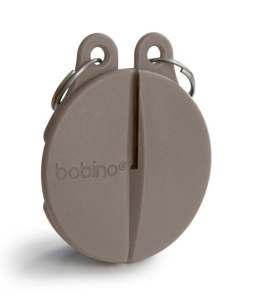 送料無料(一部地域を除く) bobino ジッパークリップ 2pack スレートグレイ 送料無料 新品