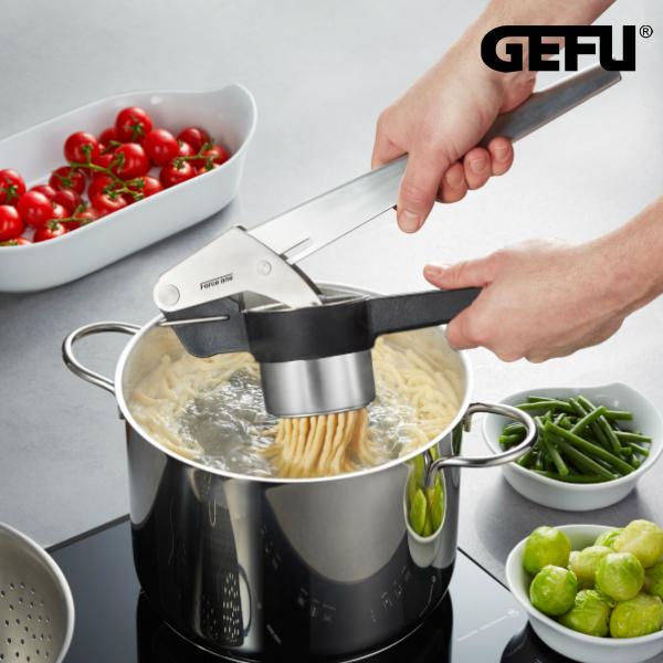 GEFU ポテトプレス FORCE ONE | ゲフ 調理器具 ヌードル カッター ベジタブル プレス カット