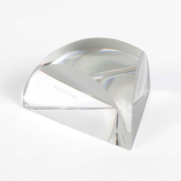 プリズムルーペ 文房具 アート おしゃれ ガラス ルーペ 新品 送料無料 AREAWARE ガラス雑貨 通常便なら送料無料
