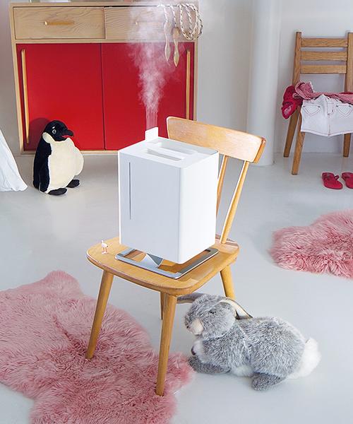 【高い素材】 寝室 アロマ おしゃれ 超音波式 加湿器 | ホワイト ...