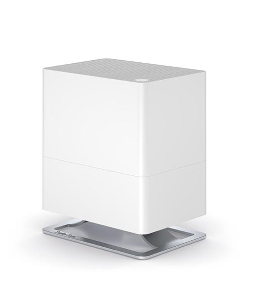 【気化式加湿器】Stadler Form スタドラフォーム / Oskar Little オスカー リトル ホワイト   アロマ 寝室 6畳 おしゃれ オフィス お手入れ簡単 経済的 静か コンパクト