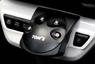 【即納】トムス TOM'Sシフトポジションスイッチ50系プリウスハイブリッド ZVW51