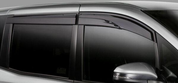 TOM'S(トムス)スポーツサイドバイザー TOYOTA トヨタ ESQUIRE 80系エスクァイア ZRR80G/ZRR85G H26.10~ フロント&リア4枚セット 08611-TZR80