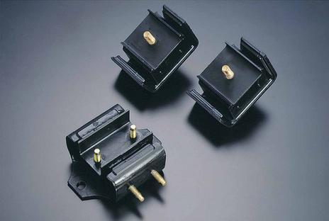 NISMO ニスモ180SX & シルビア 用強化マウントブッシュ3点セットPS13 RPS13 S14 S15SR20DE SR20DEマウントブッシュアッセンブリーフロント左右 ミッションニッサン 日産