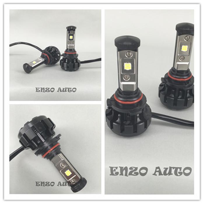 HB3 最強 LEDヘッドライト 8000ルーメン 1年保証 LED HB3 LEDフォグランプ 9005