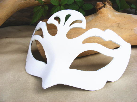 手工制作面具 (不加糖大学纸工艺) 245 (文化节日乐队演奏舞蹈剧场