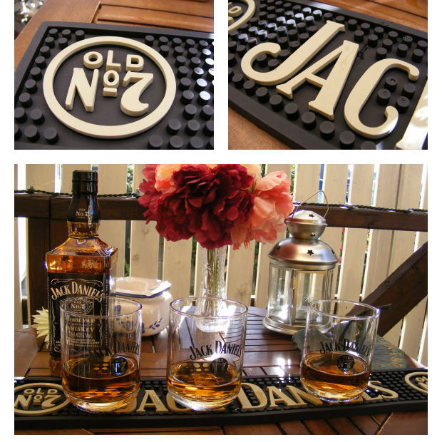 Otona no shumi kukan   Rakuten Global Market: Jack Daniels bar mats ...