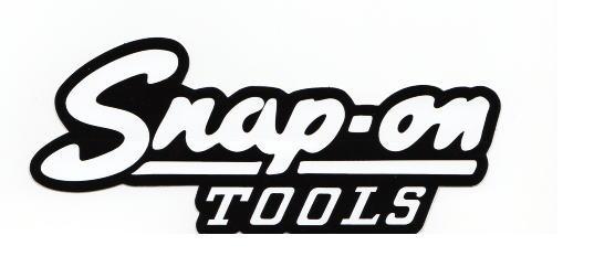 楽天市場 ステッカー デカール スナップオン old logo snap on