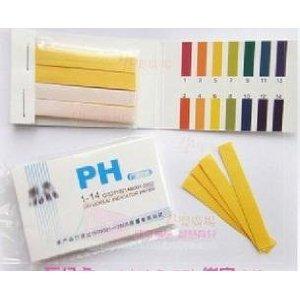 ブックタイプ ついに再販開始 pH試験紙 160枚 80枚が2セット リトマス試験紙 夏休み 自由研究 小学校 宿題 PH1-14 溶液テスト 試験用紙 リトマス 驚きの値段 送料無料 pH ペーハー 使える スティック
