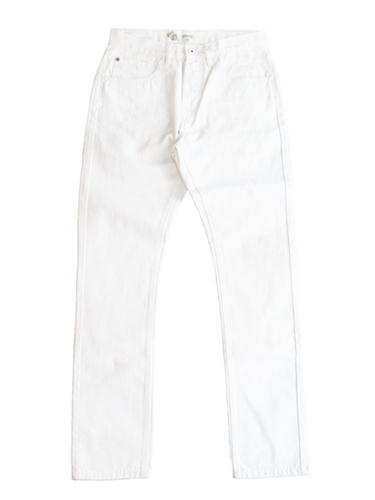 ステイプル STAPLE デニム パンツ ジーンズ ジーパン ダメージ SLIM FIT スリムフィット STREET ストリート NY アメリカブランド