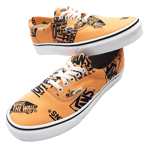 バンズ VANS エラ ロゴ ローカット スニーカー 靴 シューズ メンズ SKATE スケート STREET ストリート アメリカブランド
