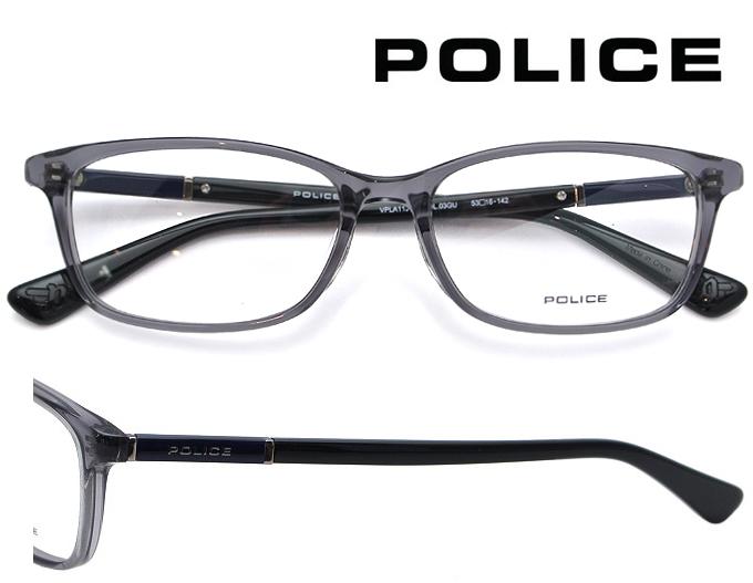 ★2019年春夏モデル★ POLICE (ポリス) メガネフレーム 53サイズ VPLA11J 03GU