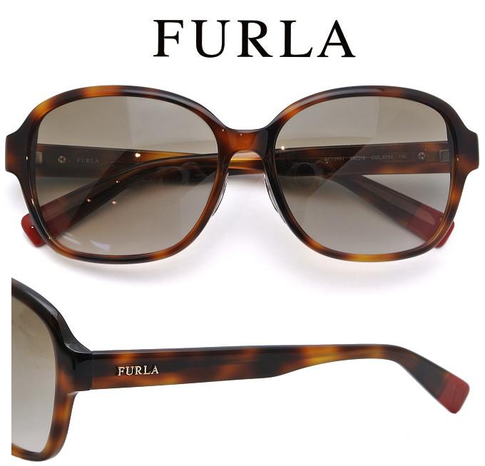 FURLA(フルラ)サングラス SFU286J 0752