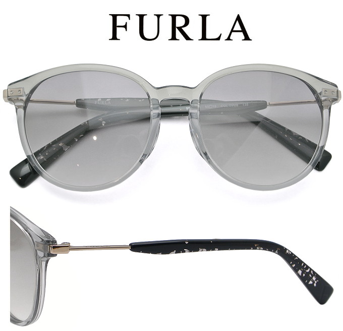 【送料無料】FURLA(フルラ)サングラスSFU289J 09MB