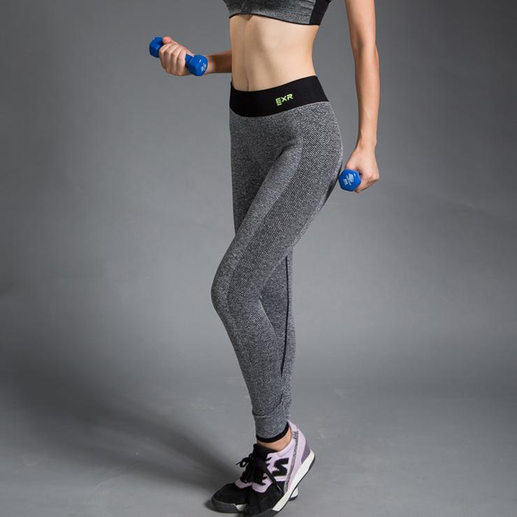 EXR hayweststretch 运动裤紧身衣女士长紧身裤体育瑜伽运行 cod 功能紧身裤付款是额外的运输和 532P17Sep16