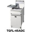 タニコーDXガスフライヤー(バスケットタイプ、涼厨)型式:TGFL-55ADC2寸法:幅550mm 奥行750mm 高さ800mm送料:無料 (メーカーより)直送保証:メーカー保証付
