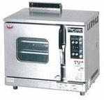 マルゼンコンベクションオーブン(ビックオーブン標準タイプ卓上型、マイコン搭載)型式:MCO-6TE寸法:幅600mm 奥行455mm 高さ520mm送料:無料 (メーカーより)直送保証:メーカー保証付