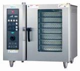 タニコーベーシックスチームコンベクションオーブン(電気式)型式:TSCO-61EB(R,L)寸法:幅840mm 奥行730mm 高さ800mm送料:無料 (メーカーより)直送保証:メーカー保証付