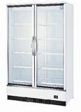 フクシマガリレイ冷凍リーチインショーケース(機械下置、DCC方式)型式:MRF-120FWTR寸法:幅1200mm 奥行800mm 高さ1900mm送料:無料 (メーカーより直送)保証:メーカー保証付受注生産品
